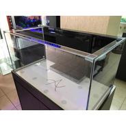 Aquario 1.00x40x50 200 Lts Cristal Clear + Móvel + Sump