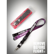 Lanyard Livery Voi A320neo  - Remove Before Flight ®