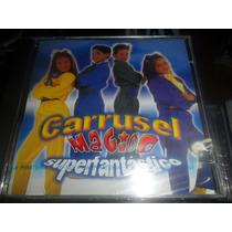 Cd Carrusel Magico Edicion 2003 Nuevo Dueto Lucia Mendez
