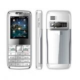Celular E71 Dual Sim Com Tv Câmera Bluetooth Branco