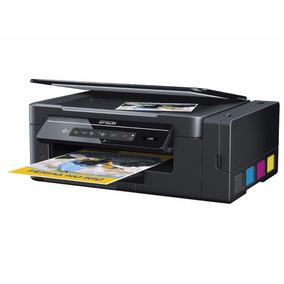 Impressora Multifuncional A4 L395 P Sublimação Epson Ecotank