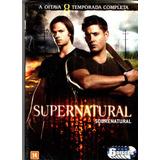 Dvd Supernatural - Oitava Temporada 6 Dvds
