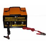 Cargador De Bateria Baterias Auto Moto 10 Amp. Envio Gratis
