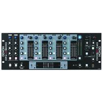 Mixer Dj Denon Dn X500 4 Canales 2 Ch Mic Consola Mezcladora