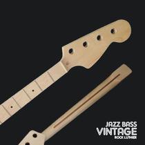 Braço Contra Baixo Maple Jazz Bass 21 Trastes
