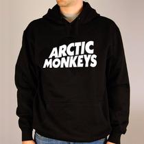 Blusa Arctic Monkeys Moletom Canguru