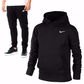 Conjunto Moleton Masculino Nike Classic Nike Sb Algodao