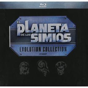 El Planeta De Los Simios Evolution Coleccion Boxset Bluray