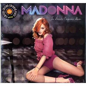 Madonna Vinilo 2 Lp Alternate Confessions Europeo Cerrado