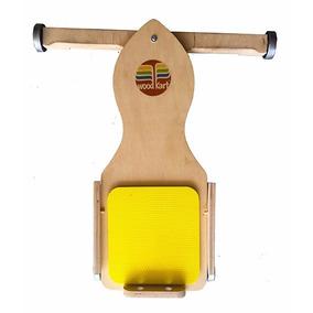 Carrinho De Rolemã - Woodkart