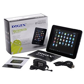 Tablet Digix Tab-840 Android 4-1 Os Dual Core