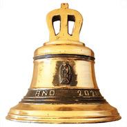 Campana De Bronce De 20 Kg Iglesias,capillas, Presidencias