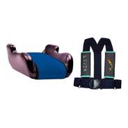 Butaca Booster + Arnes Cinturon Seguridad Auto Niños