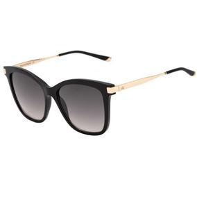 Oculos De Sol Ana Hickmann Ah9237 A01 Preto Durado