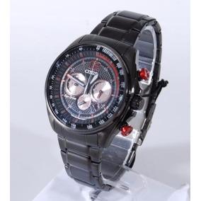 Reloj Citizen Negro Para Hombre Ca4195-51e