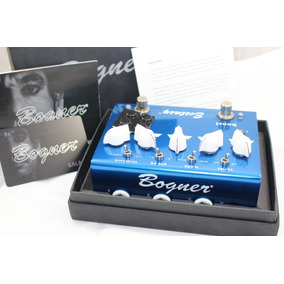 Pedal Bogner Ecstasy Blue (made In Usa)