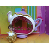 Figura Polly Pocket De Bella De Disney