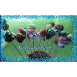 Pinches Golosineros X 10 Violetta,gaturro, Mickey,piratas