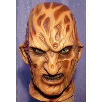 Freddy Kruegger Mascara De Latex, Mask, Disfraz, Jason, Elm