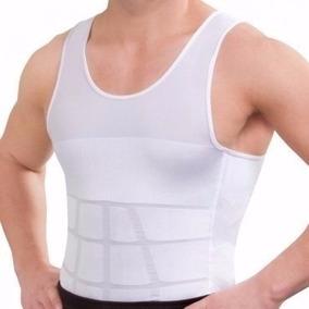 Pack 4 Camisetas Faja Reductora Modeladora Hombre