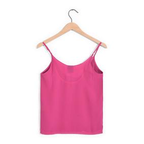 Blusa Color Siete Para Mujer - Violeta