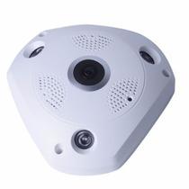 Camara Ip Cctv Vr 360 Video Hd 960p Wifi 1.3 Mp Audio Ir Ptz