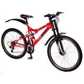Bicicleta Montaña Bimex Vampire R-26 / 18 Velocidades Bike