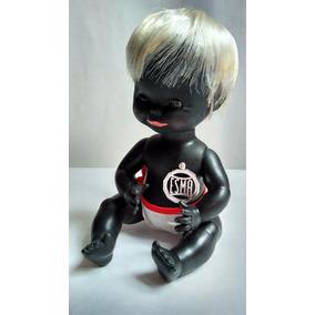 Muñeca Negra Esma Antigua Devoto Hobbies