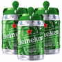 Barril De Cerveza Heineken 5 Litros A Domicilio Y Envios