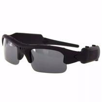 Óculos Espião Filma Em Hd Microsd Bike Moto Câmera Discreta