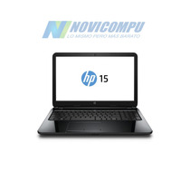 Laptop Hp 15-f233 Intel N3050 4gb 500gb W10 Dvd Tec Numerico