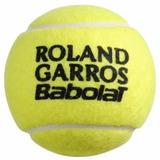 Tubo De Pelotas Babolat French Open Roland Garros X4