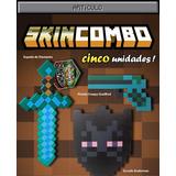 Minemania Combo 2 Juguetes A Elección + 1 Máscara De Regalo