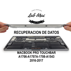 Recuperación Información Macbook Pro Touch Bar A1707-a1708
