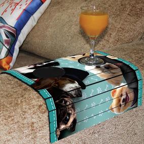 Esteira Para Braço De Sofá Flexível Estampa Cachorros