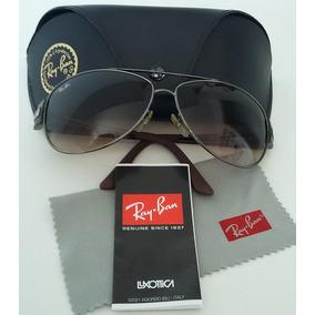 Óculos Ray Ban Rb 3467 Aviador Lente Marrom 100% Original 6f0abfb121