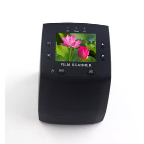 Conversor Digital Scanner P/ Negativos Filmes Slides 35mm -$