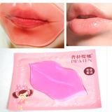 5 X 250 Mascara Para Labios Con Colageno