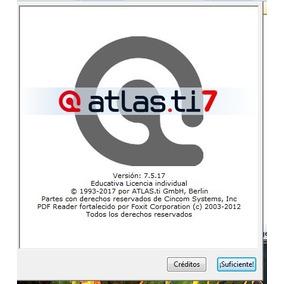 atlas.ti 7 serial keygen