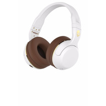Auriculares Skullcandy Hesh 2.0 Wireless White/brown/gold