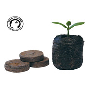 Pack 10 Jiffys Turba Esquejes Clones 41mm Yifi - Olivos Grow