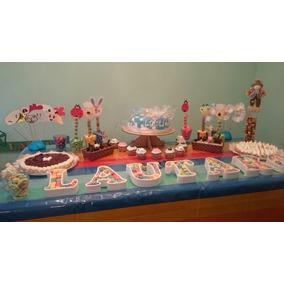 Letras Huecas Para Rellenar Candy Bar Cumples Las Mas Lindas