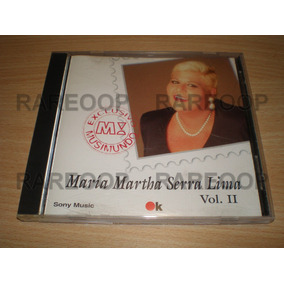 Maria Martha Serra Lima Ok Musimundo Vol 2 (cd) (brasil)