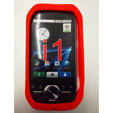 Funda Silicon Rojo I1 Nextel Motorola Iden