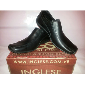 ef909b2987144 Zapatos Inglese Para Caballero