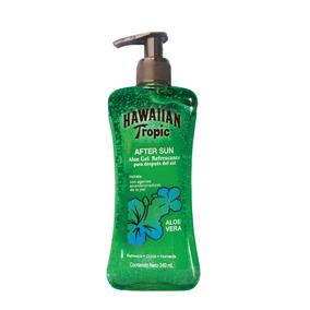 Gel Post Solar Hawaiian Tropic Aloe Vera Refrescante 240ml