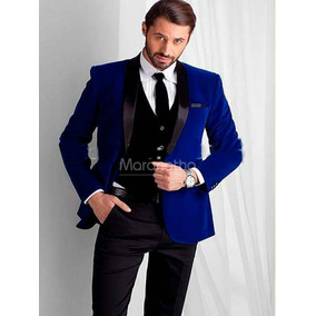Ternos Azul Italiano Para Novio Desde 1300 Incluye Calzado
