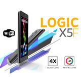 Telefono Logic X5f 8gb Android 6.0 1gb Ram 8mpx