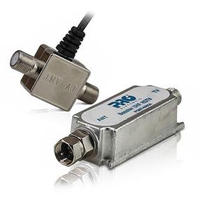 Booster Digital Amplificador De Sinal Tv Hdtv Antena Externa