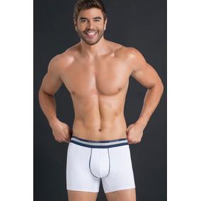 Bóxer Corto Hombre Compresion Shorts Masculino Ropa Interior